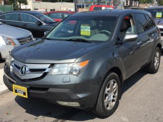 Used 2008 Acura MDX for sale in Scarborough, ON