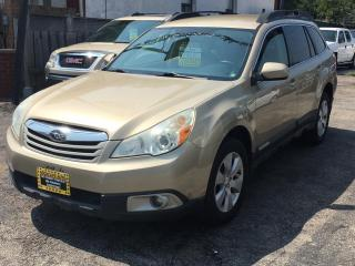 Used 2010 Subaru Outback for sale in Scarborough, ON