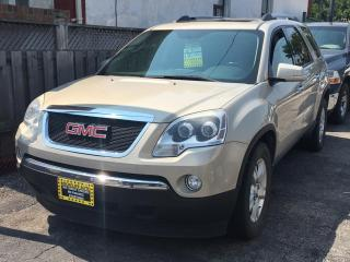 Used 2010 GMC Acadia AWD 4DR SLE2 for sale in Scarborough, ON
