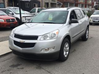 Used 2010 Chevrolet Traverse FWD 4dr 1LS for sale in Scarborough, ON