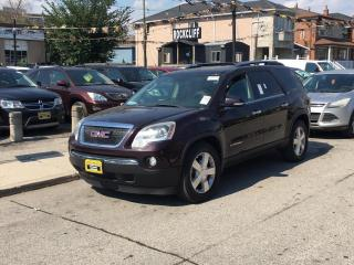 Used 2008 GMC Acadia AWD 4dr SLT1 for sale in Scarborough, ON