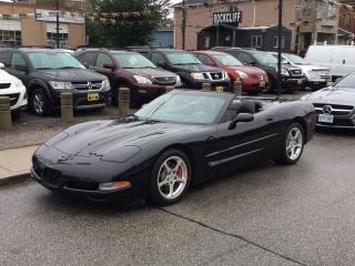 Used 2001 Chevrolet Corvette for sale in Scarborough, ON