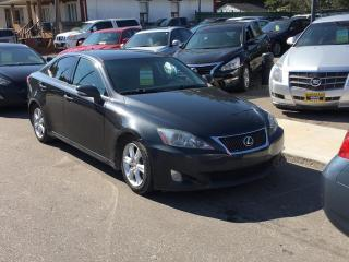 Used 2009 Lexus IS 250 for sale in Scarborough, ON