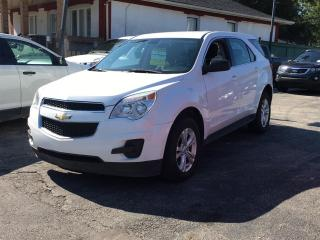 Used 2011 Chevrolet Equinox AWD 4DR LS for sale in Scarborough, ON