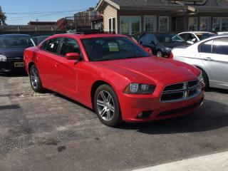 Used 2012 Dodge Charger 4dr Sdn SXT RWD for sale in Scarborough, ON