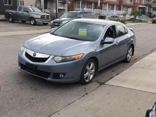Used 2009 Acura TSX for sale in Scarborough, ON