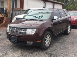 Used 2009 Lincoln MKX for sale in Scarborough, ON