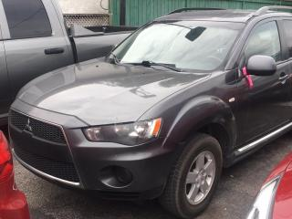 Used 2010 Mitsubishi Outlander 4WD 4dr ES for sale in Scarborough, ON