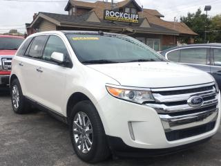 Used 2011 Ford Edge 4DR SEL FWD for sale in Scarborough, ON