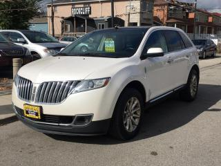 Used 2011 Lincoln MKX for sale in Scarborough, ON