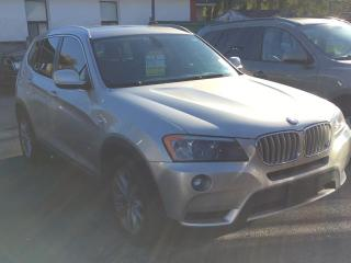 Used 2011 BMW X3 AWD 4dr 35i for sale in Scarborough, ON