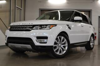 Used 2015 Land Rover Range Rover Sport V6 Hse 7 Passagers for sale in Laval, QC