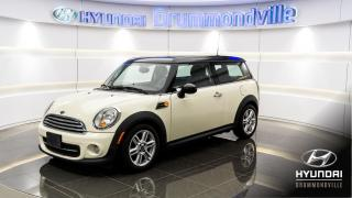 Used 2014 MINI Cooper Clubman CLUBMAN + GARANTIE + CUIR + TOIT + WOW ! for sale in Drummondville, QC