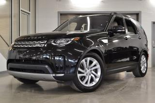 Used 2017 Land Rover Discovery HSE for sale in Laval, QC