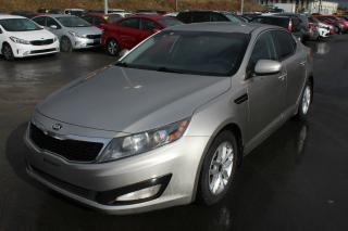 Used 2013 Kia Optima LX *SIÈGES CHAUFFANT for sale in Beauport, QC