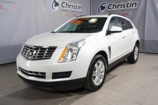 Used 2015 Cadillac SRX Blanc Diamant for sale in Montréal, QC