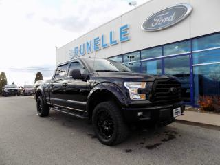 Used 2016 Ford F-150 SPORT 302a Lift Kit mag ailes for sale in St-Eustache, QC