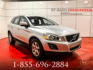 Used 2010 Volvo XC60 3.2 AWD + CUIR + TOIT + MAG + WOW !!! for sale in St-Basile-le-Grand, QC