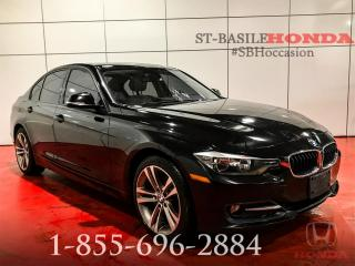 Used 2014 BMW 320 SPORTLINE + TECH PACK + AWD + WOW ! for sale in St-Basile-le-Grand, QC