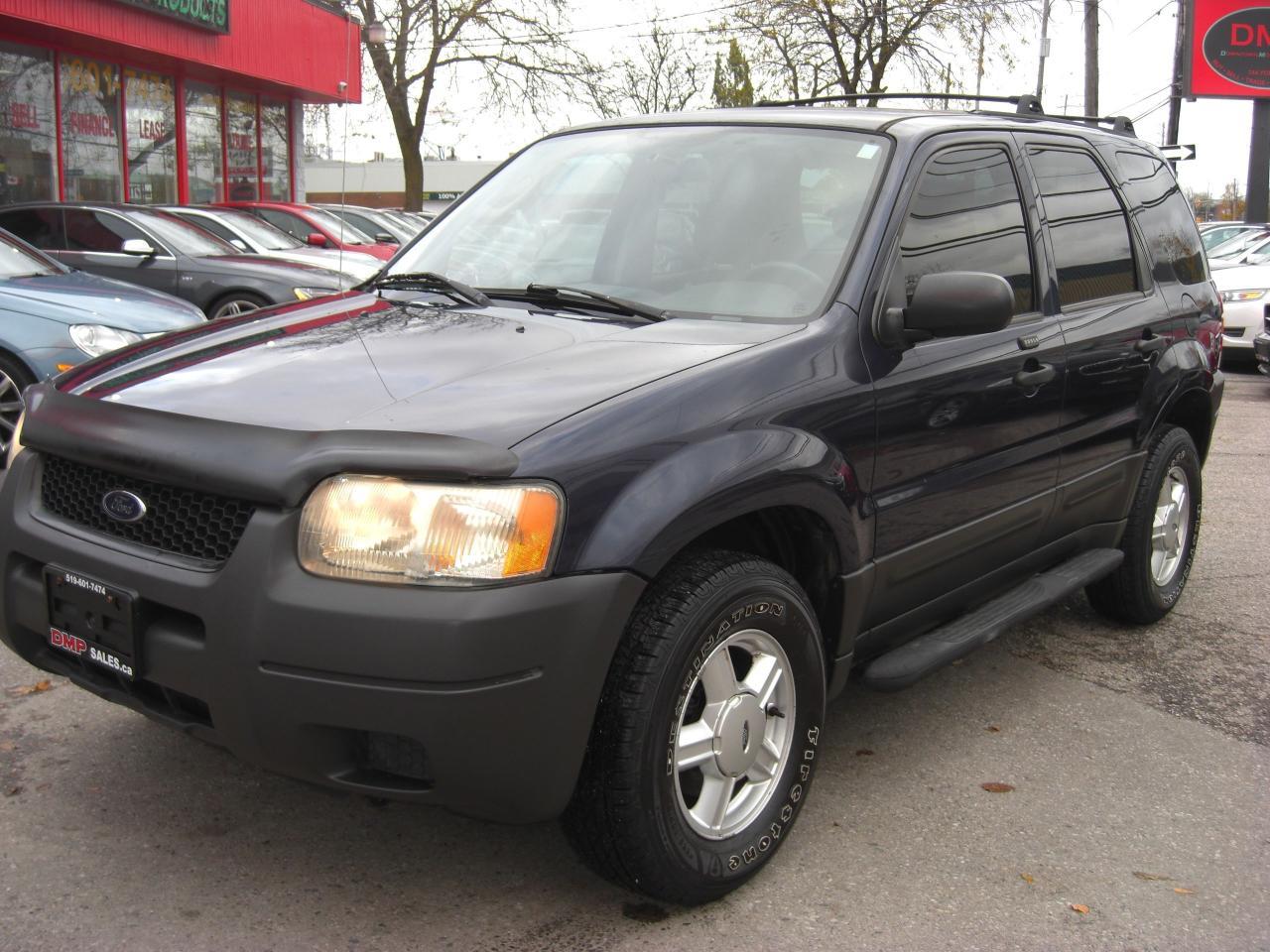 2004 Ford Escape XLS Duratec