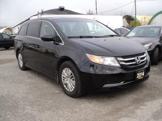 Used 2014 Honda Odyssey LX BACKUP CAMERA for sale in Oakville, ON