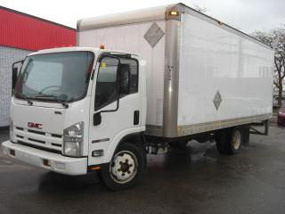 Used 2009 GMC 5500 Diesel 22 Feet Cube Van for sale in London, ON