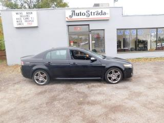 Used 2008 Acura TL Type-S for sale in London, ON