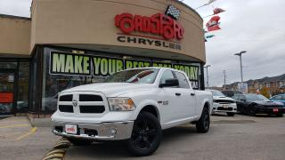 Used 2018 RAM 1500 OUTDOORSMAN DIESEL LONG BOX CREW CAB 4X4 for sale in Toronto, ON