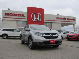 Used 2017 Honda CR-V EX for sale in Woodstock, ON