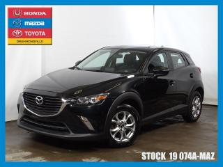 Used 2016 Mazda CX-3 Gs-L|awd|cuir|toito for sale in Drummondville, QC