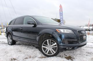 Used 2012 Audi Q7 DIESEL Premium+ NO ACCID.|NAV|2DVDs|CAM for sale in Oakville, ON