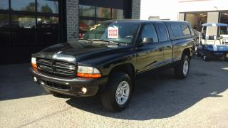 Used 2003 Dodge Dakota Sport 4x4, A/c for sale in Sherbrooke, QC