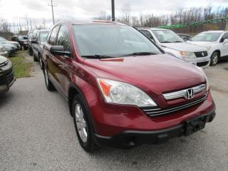 Used 2008 Honda CR-V EX for sale in Cookstown, ON