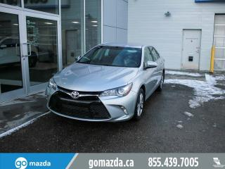 Used 2017 Toyota Camry SE for sale in Edmonton, AB