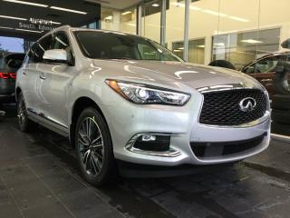 New 2019 Infiniti QX60 PROACTIVE PACKAGE for sale in Edmonton, AB