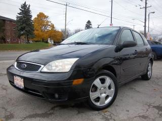 Used 2007 Ford Focus SES for sale in Whitby, ON