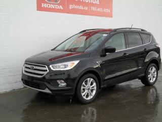 Used 2018 Ford Escape SEL, LEATHER for sale in Edmonton, AB