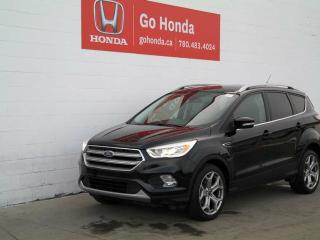 Used 2017 Ford Escape TITANIUM, 4WD for sale in Edmonton, AB