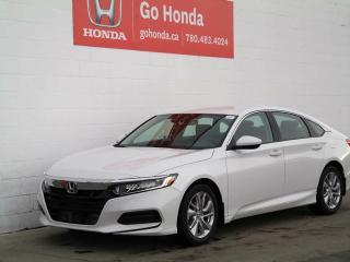 New 2018 Honda Accord Sedan LX for sale in Edmonton, AB
