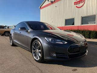 Used 2016 Tesla Model S 90 D for sale in Tillsonburg, ON