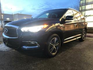 New 2019 Infiniti QX60 ESSENTIAL PKG for sale in Edmonton, AB