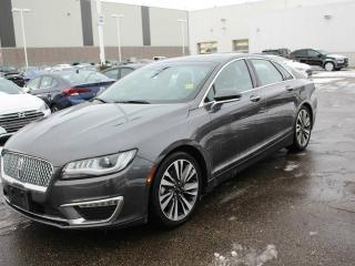 Used 2017 Lincoln MKZ SELECT AWD LEATHER/SUNROOF/BACKUPCAM for sale in Edmonton, AB