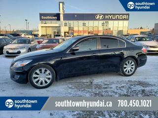 Used 2010 Hyundai Genesis Sedan PREMIUM/MICHELIN X-ICE TIRES/NAV/SUNROOF/LEATHER for sale in Edmonton, AB