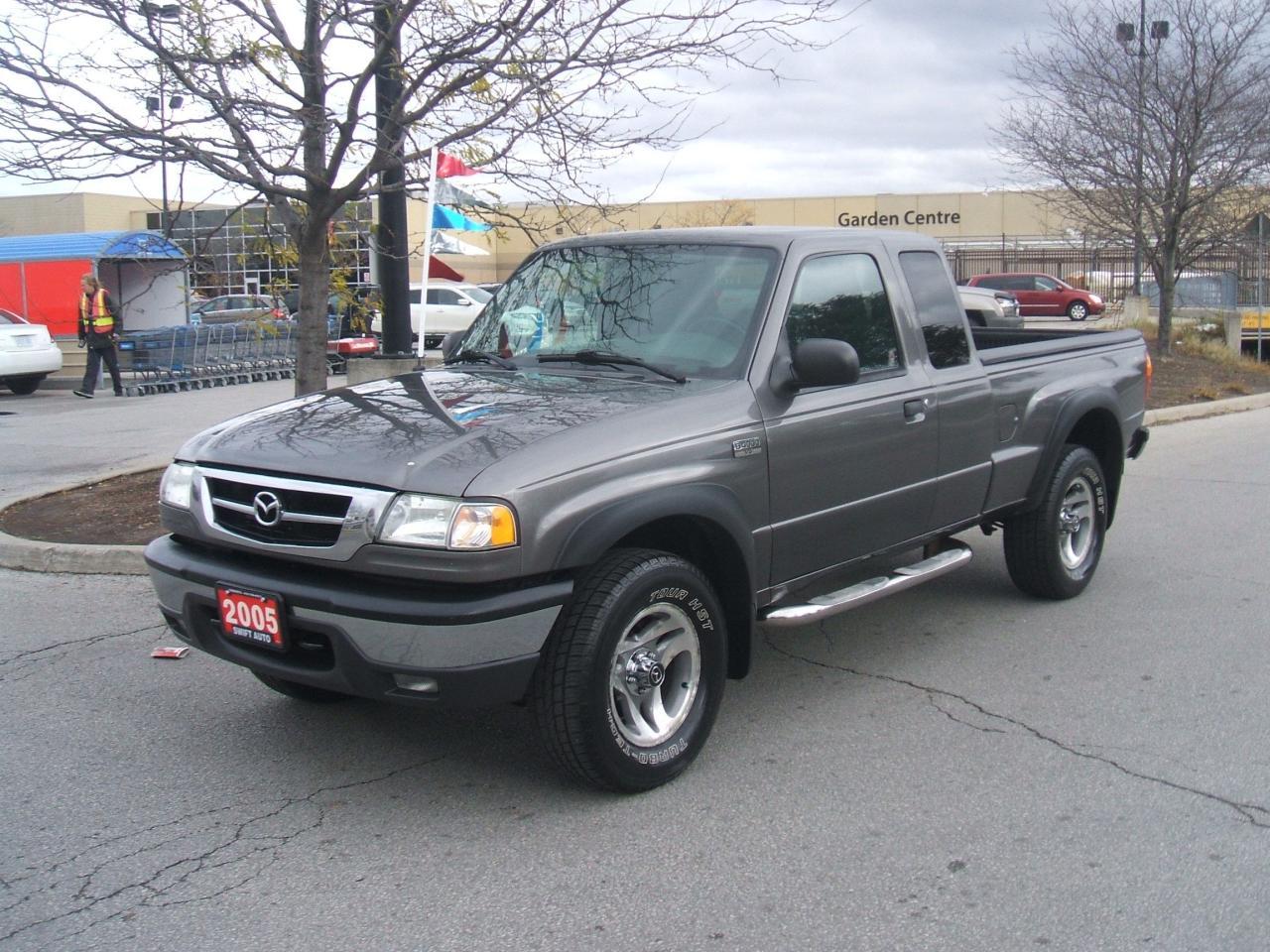 2005 Mazda B-Series