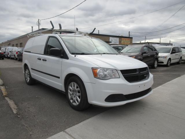 2014 Dodge Grand Caravan RAM CV VAN CARGO