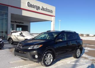 Used 2015 Toyota RAV4 LIMITED  for sale in Renfrew, ON