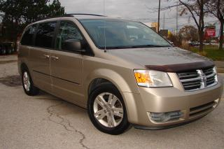 Used 2008 Dodge Grand Caravan SXT for sale in Mississauga, ON