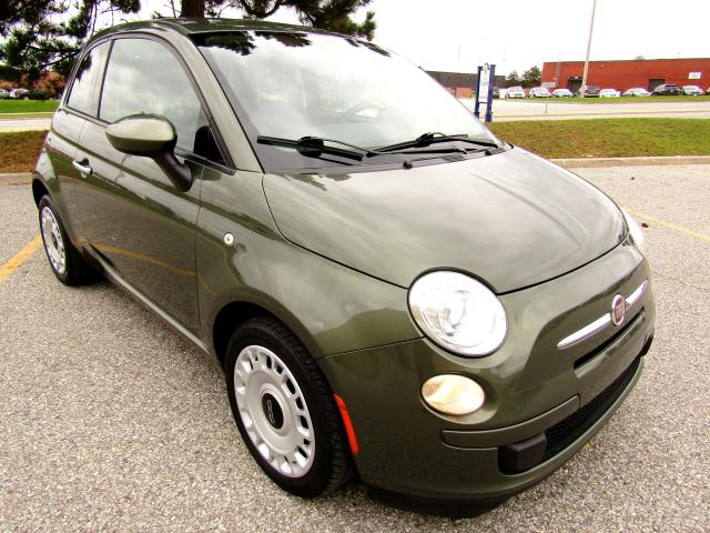 2015 Fiat 500 Pop - 1.4L - 5 Speed Manual