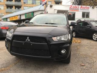 Used 2011 Mitsubishi Outlander LS/ 7 Passengers for sale in Toronto, ON