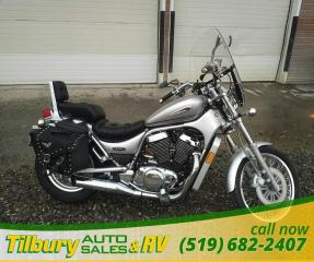 Used 2003 Suzuki VS 800 Intruder 805cc, four-stroke, liquid cooled engine for sale in Tilbury, ON